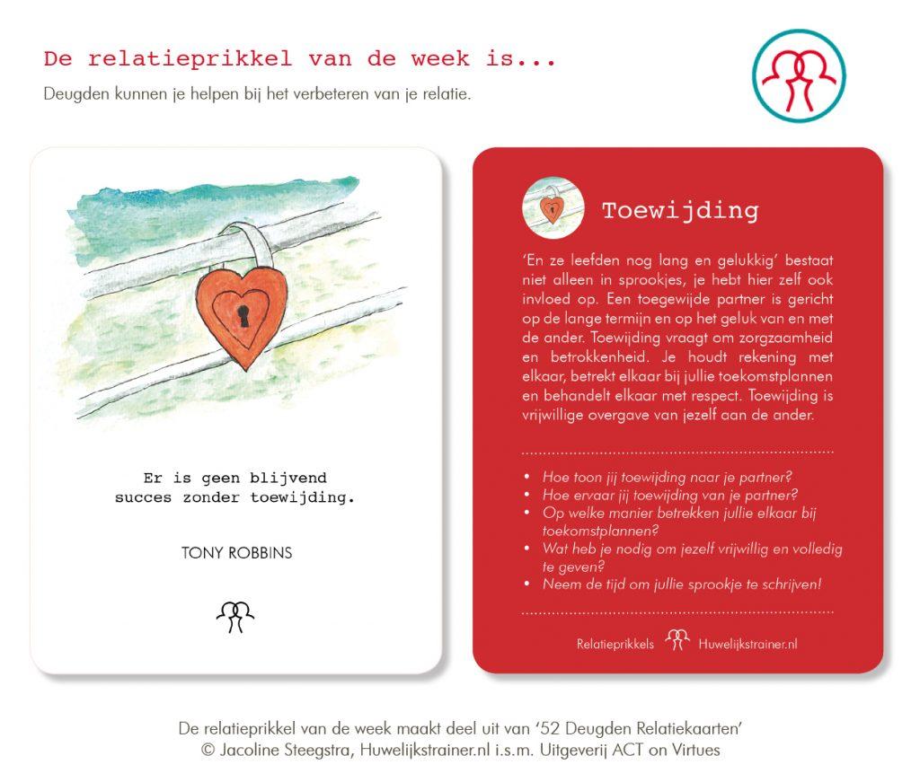 Toewijding: hoe echt is de liefde?