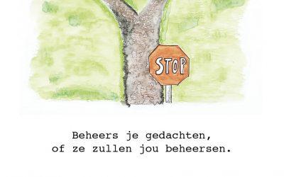 Zelfbeheersing: stop, denk, doe!