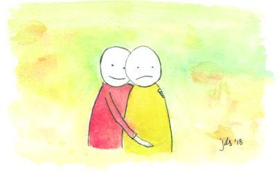Relatieleed: ben je er voor me (als ik het moeilijk heb?)